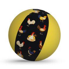 Bubabloon Dětský balón - kuřátka