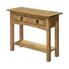 IDEA nábytok Odkladací stôl CORONA vosk
