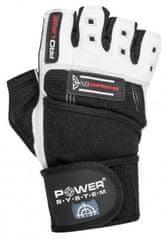 POWER SYSTEM fitness rukavice No Compromise černé
