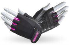 MadMax rukavice Rainbow MFG251 růžové