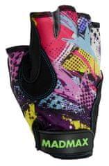 MadMax Fitness vozíčkářské rukavice Short fingers 2 GWC002