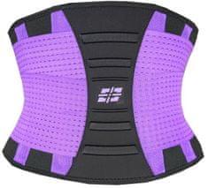 POWER SYSTEM Zeštíhlující a tvarující pás Waist Shaper fialový