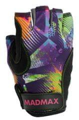 MadMax Fitness vozíčkářské rukavice Short fingers GWC001