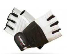 MadMax rukavice Clasic MFG248 bílé