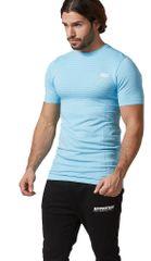 MyProtein pánské bezešvé triko Seamless modré