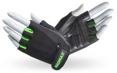 MadMax rukavice Rainbow MFG251 zelené