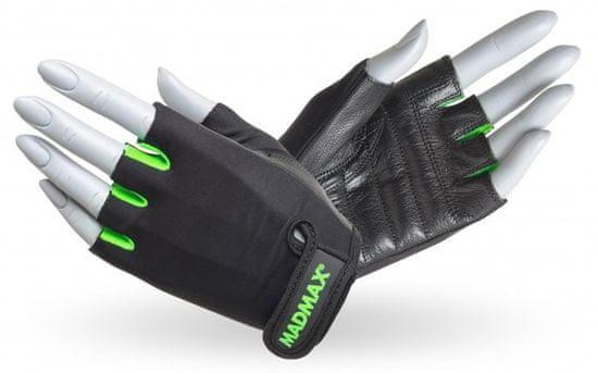 MadMax rukavice Rainbow MFG251 zelené L