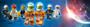 18 - LEGO® City 60229 Rakéta összeszerelés és szállítás