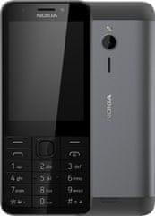 Nokia 230, Dual Sim, čierna