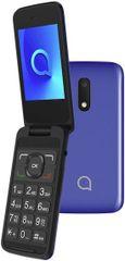 Alcatel 3025X, modrá
