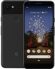 Google Pixel 3a, 4GB/64GB, čierna