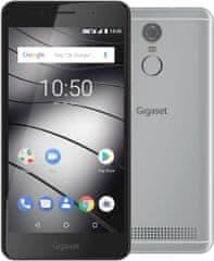 Gigaset GS180, 2GB/16GB, Dual Sim, šedá