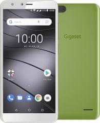 Gigaset GS100, 1GB/8GB, Dual Sim, zelená