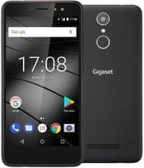 Gigaset GS170, 2GB/16GB, Dual Sim, čierna