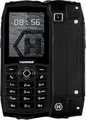 myPhone HAMMER 3, čierna