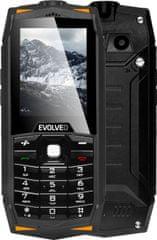 Evolveo StrongPhone Z3, čierna