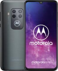 Motorola Moto One Zoom, 4GB/128GB, Electric Grey