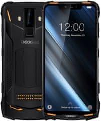 Doogee S90, 6GB/128GB, Orange, Super sat