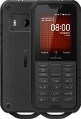 Nokia 800 Tough, Black
