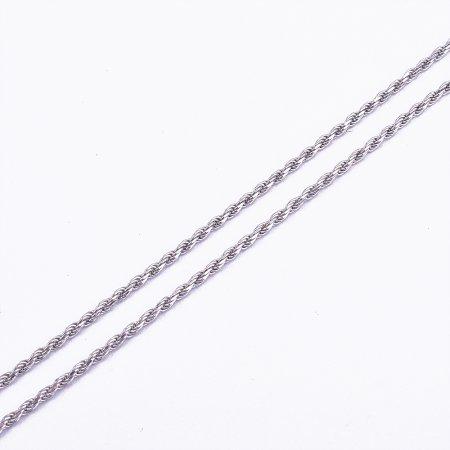 Amiatex Ezüst lánc 15749, 42, 5.2 G