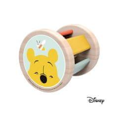 Derrson Disney Dřevěný dětský váleček Medvídek Pú II