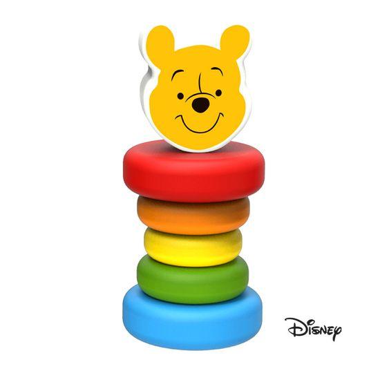 Derrson Disney Dřevěné chrastítko Medvídek Pú