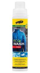 Toko Eco Down Wash čistilo za spalne vreče in oblačila s puhom ali sintetičnim polnilom, 250 ml