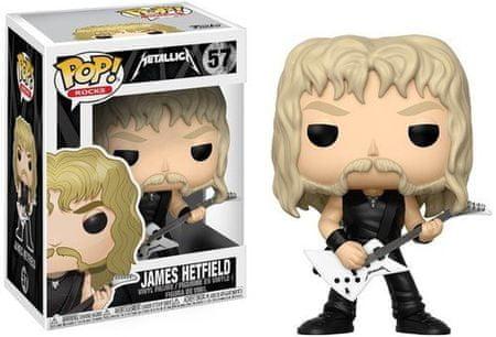 Funko POP! Metallica figura, James Hetfield #57