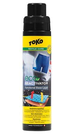 Toko Eco Functional Reactivator negovalno sredstvo za športna oblačila, 250 ml