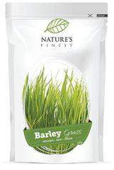 Nature's finest Bio ječmenova trava v prahu, 125 g