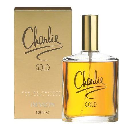 Revlon Charlie Gold toaletna voda, 100 ml