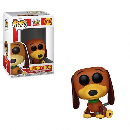 Funko POP! Toy Story figura, Slinky Dog #516