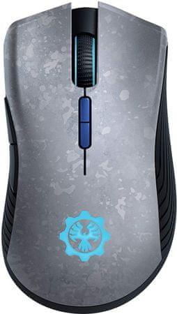 Razer mysz bezprzewodowa Mamba Wireless, Gears of War 5 Edition (RZ01-02710200-R3M1)