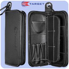 Target Puzdro na šípky Black Slim Wallet, čierne
