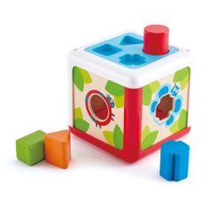 Hape Triedenie tvarov kocka