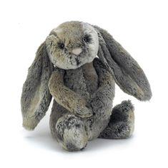 Jellycat Zajac šedo-hnedý malý 18cm