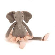 Jellycat Slon baletka 33cm