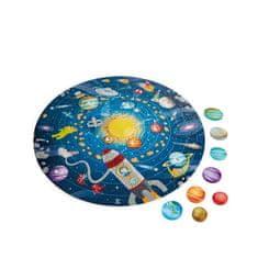 Hape Puzzle Slnečná sústava