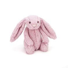 Jellycat Zajac ružový malý 18cm