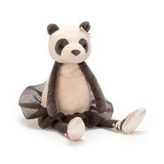 Jellycat Panda baletka 33cm