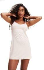 Tommy Hilfiger Dámská noční košilka Strappy Dress UW0UW01944-612 Pale Blush
