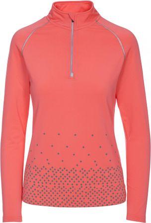Trespass Belinda ženska termo majica, Neon Coral, L