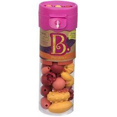 B. Toys MINI Beauty Pops korálky ružové