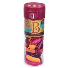 B. Toys MINI Beauty Pops korálky fialové