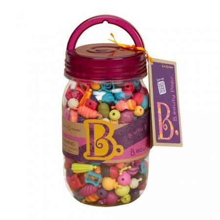 B.toys Beauty pops korálky na nastrkovanie275 ks