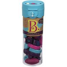 B. Toys MINI Beauty Pops korálky bledomodré
