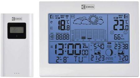 Emos Brezžična vremenska postaja E8835