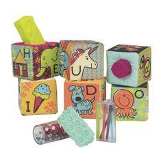 B. Toys ABC kocky 6 kusov