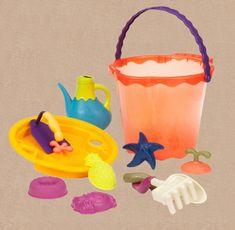 B. Toys Papája - veľká sada do piesku a k vode