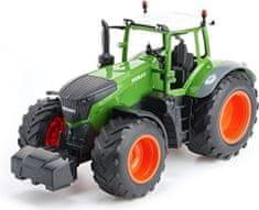 iMex Toys Double Eagle Traktor na dálkové ovládání 1:10 2.4GHz RTR zelený